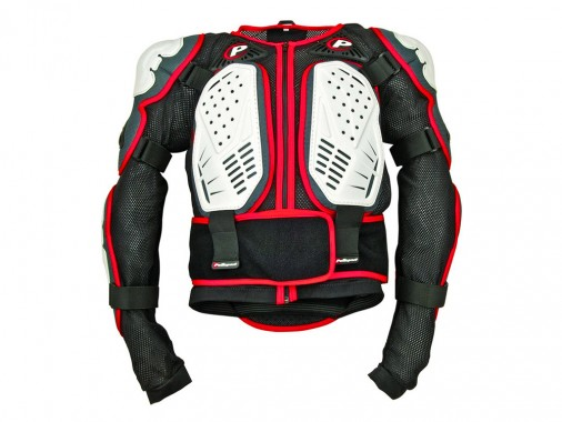 Gilet Protection Cross Adulte POLISPORT Intégral