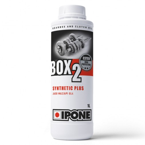 Huile IPONE Box 2 Synthetic 2T - 1 Litre