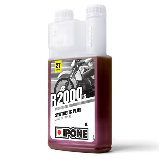 Huile IPONE R2000 RS 2T - 1 Litre