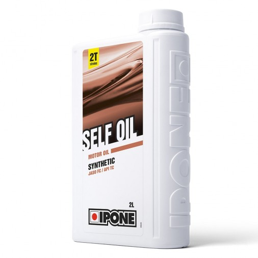 Huile IPONE Self Oil 2T - 2 Litres