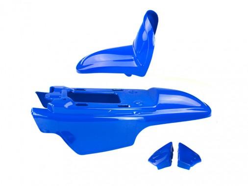 Kit carrosserie 4 pièces - PW50 - Bleu