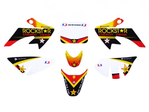 Kit déco ROCKSTAR - Type CRF50