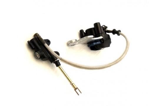 Kit frein arrière - Simple piston - 12mm