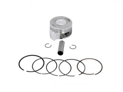 Kit piston - 52.4/14mm - 125cc LIFAN