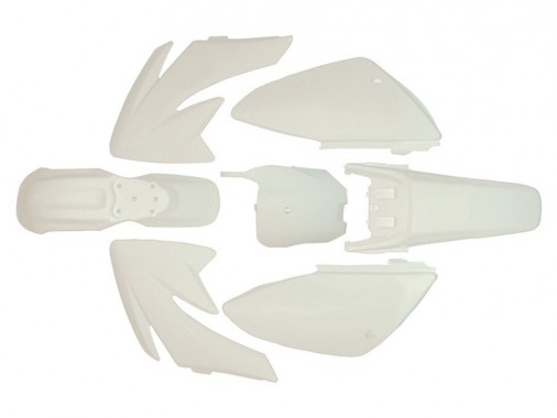 Kit plastique - Type CRF70 - Blanc
