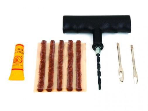 Kit réparation pneu tubeless