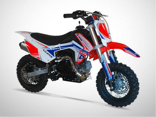 Dirt Bike BASTOS L50 - 2020