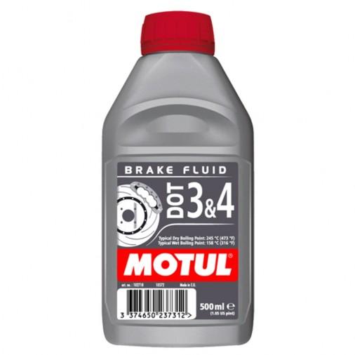 Liquide de frein MOTUL Brake Fluid DOT 3&4