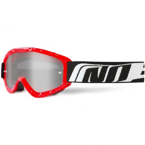 Lunettes / Masque cross NOEND 3.6 Series - Adulte - Rouge