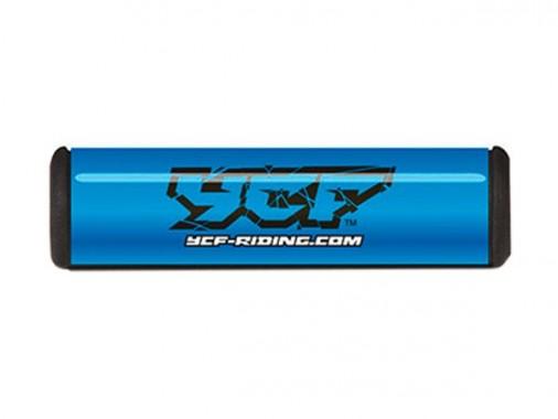 Mousse de guidon - 250mm - YCF - Bleu