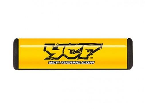 Mousse de guidon - 250mm - YCF - Jaune