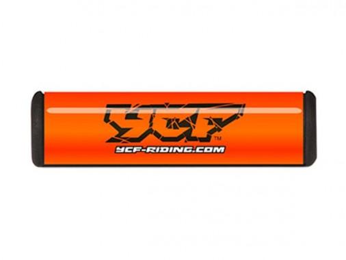 Mousse de guidon - 250mm - YCF - Orange
