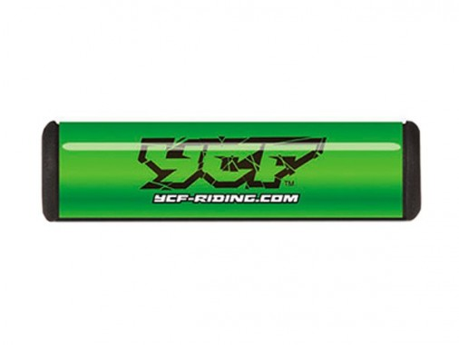 Mousse de guidon - 250mm - YCF - Vert