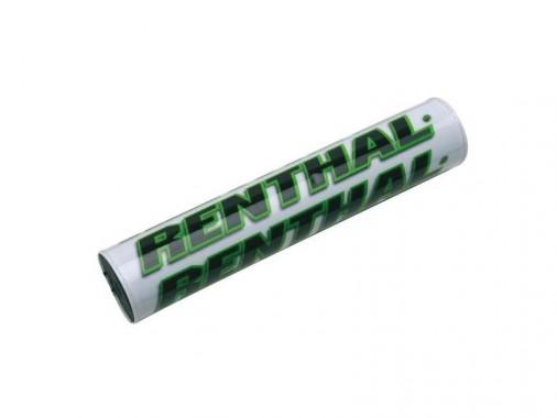 Mousse de guidon - 245mm - RENTHAL - Blanc/Vert