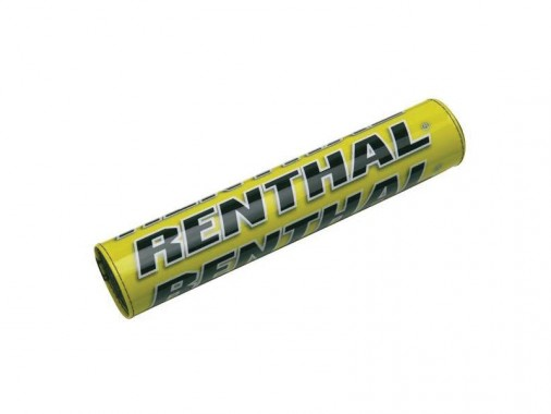 Mousse de guidon - 245mm - RENTHAL - Jaune