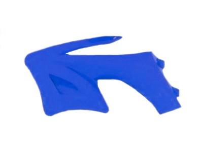Plastique - AGB27 - Ouie gauche - Bleu