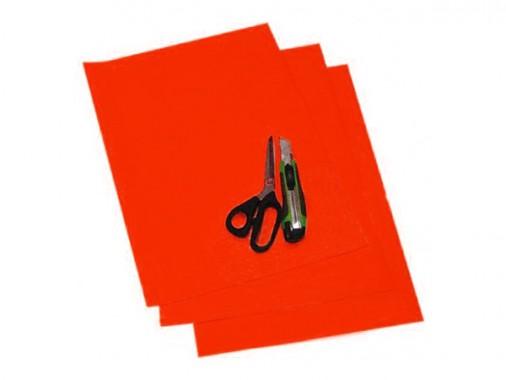 Planche adhésive - Rouge - BLACKBIRD RACING