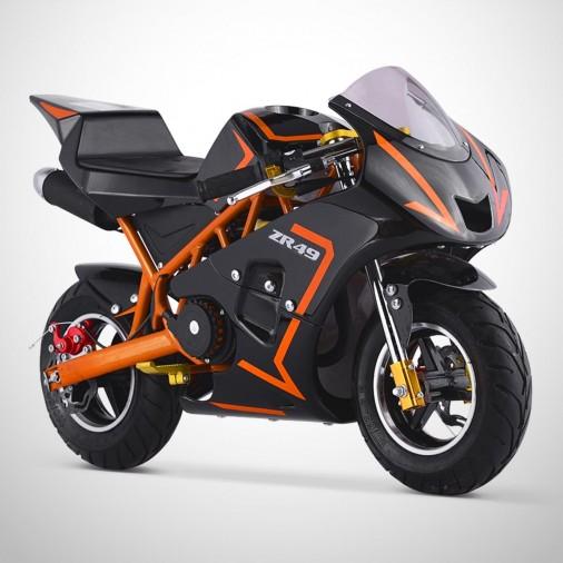 Pocket course ZRX 49 - Édition 2021 - Orange