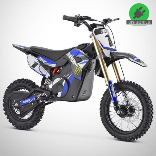 Moto enfant électrique ORION 1000W - Édition 2021 - Bleu