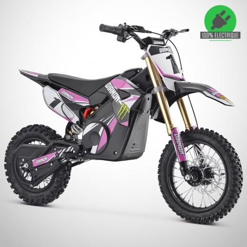 Moto enfant électrique ORION 1000W - Édition 2021 - Rose