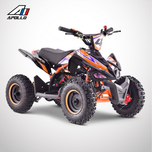 Pocket quad APOLLO VIPER 49 - Édition 2021 - Orange