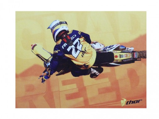 Poster - Chad Reed - THOR