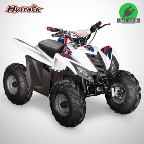 Quad électrique enfant HY35 EV - HYTRACK - Blanc