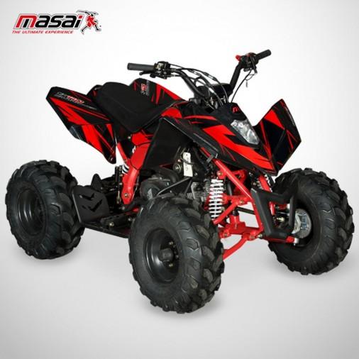 Quad enfant S110 - MASAI - Noir