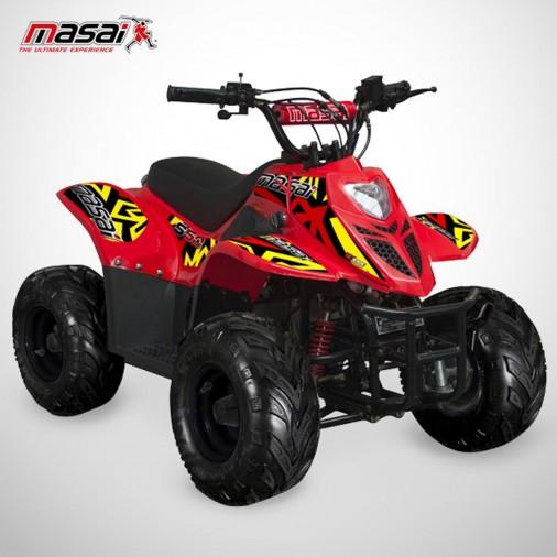 Quad enfant S50 - MASAI - Rouge