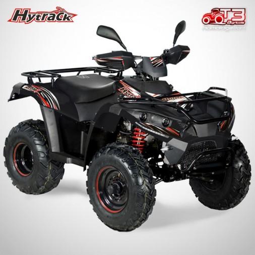 Quad homologué HY310 T 4X4 - HYTRACK - Noir