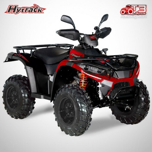 Quad homologué HY500 T EPS - HYTRACK - Rouge