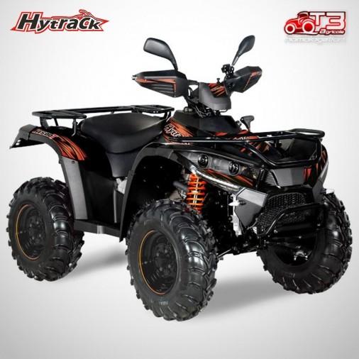 Quad homologué HY500 T - HYTRACK - Noir
