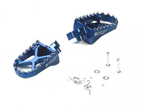 Repose-pieds YCF - Bleu