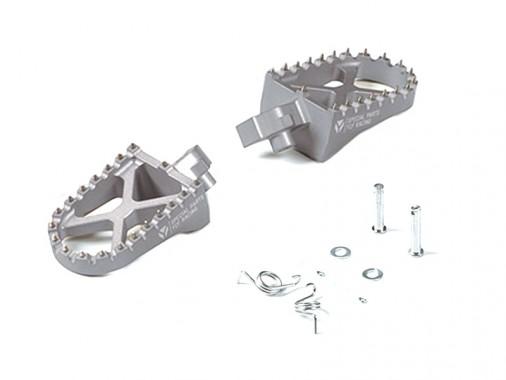Repose-pieds YCF - Silver