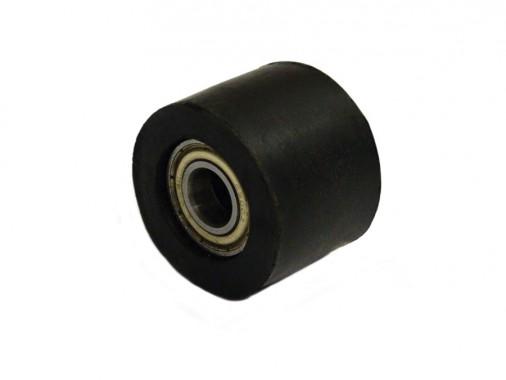 Roulette de chaîne caoutchouc - 8/35mm
