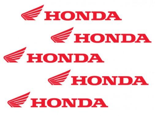 Stickers - HONDA - FX FACTORY