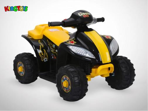 Quad électrique enfant KINGTOYS - Varox 20W - Noir