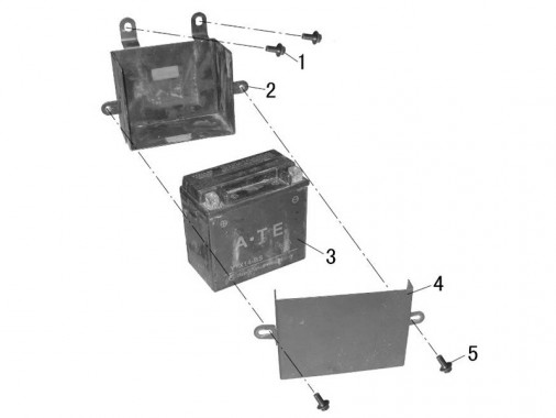 FIG. 32 - Batterie