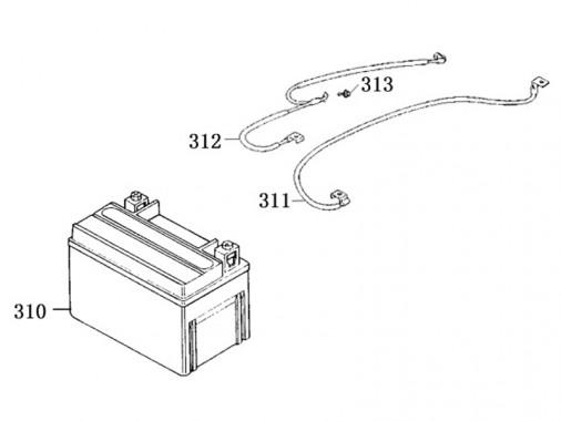 FIG. 19 - Batterie