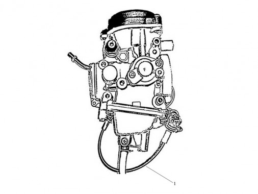 FIG. 15 - Carburateur