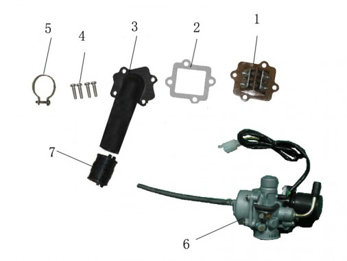FIG. 04 - Carburation