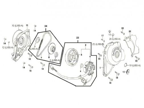FIG. 08 - Rotor / Stator
