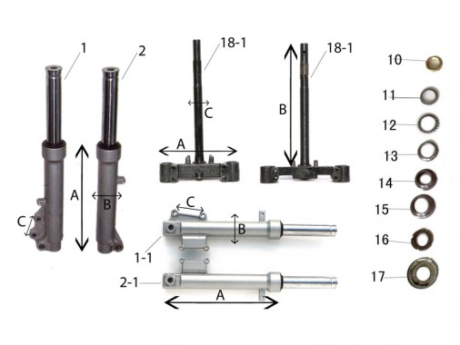 FIG. 25 - Fourche