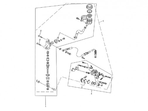 FIG. 36 - Freinage arrière