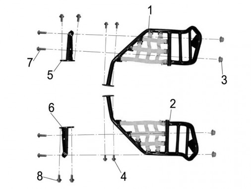 FIG. 27 - Nerfs-bars