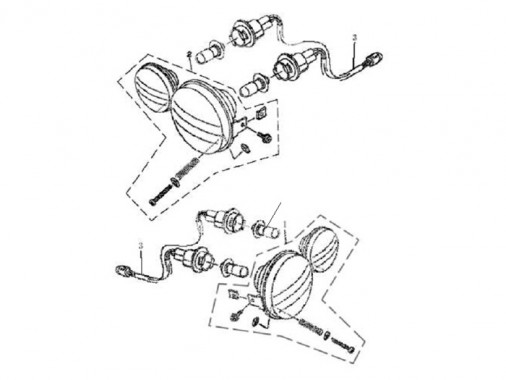 FIG. 45 - Optiques avant
