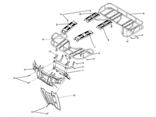 FIG. 30 - Porte-bagages