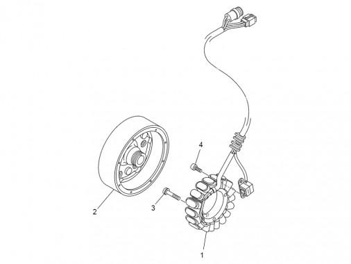 FIG. 15 - Stator - Rotor