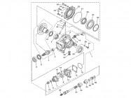 N°37 - Arbre de transmission arrière