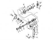 N°29 - Axe de fourchette d'inverseur